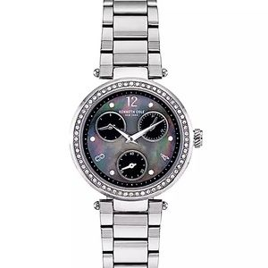 Kenneth Cole Ladies  Crystal Watch